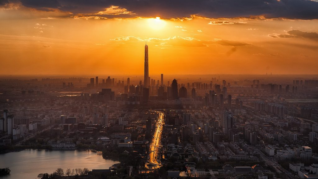 Tianjin Twighlight City