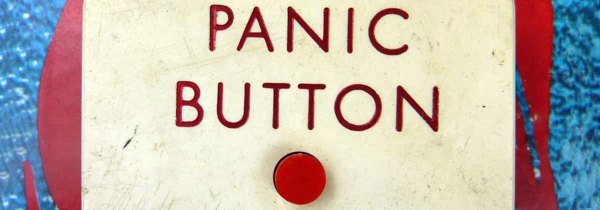 panic button