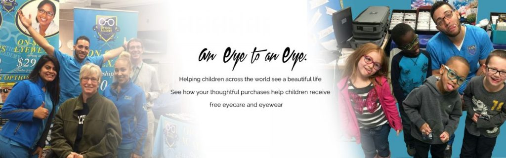 An Eye to An Eye Charity