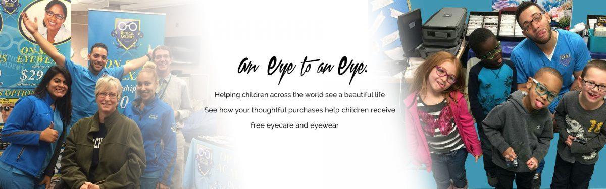 An Eye to An Eye Charity