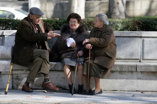 vision loss for the elderly