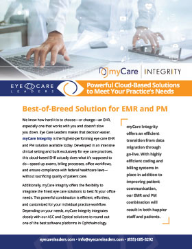 myCare Integrity