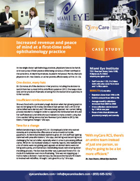 Miami Eye Institute Case Study