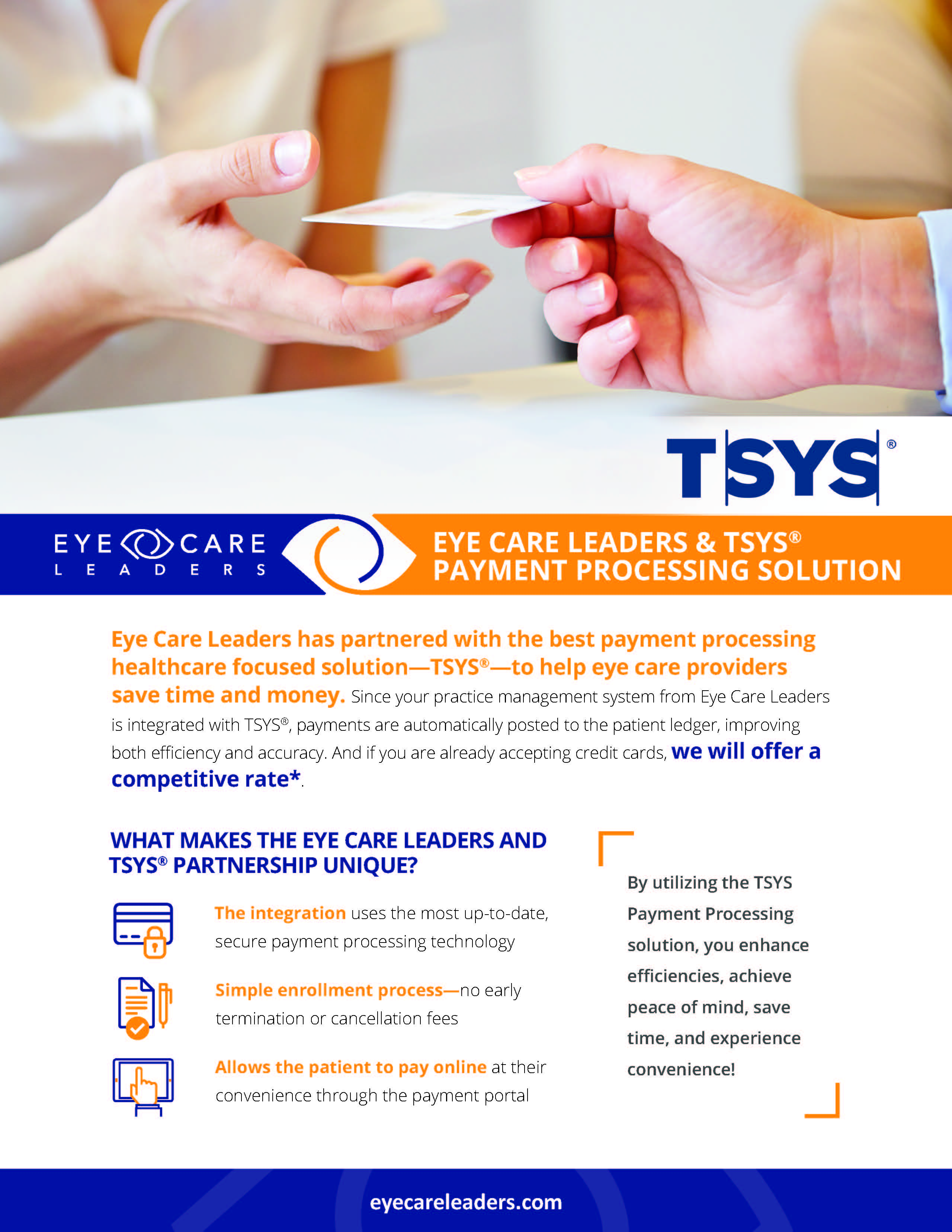 TSYS Payment Processing