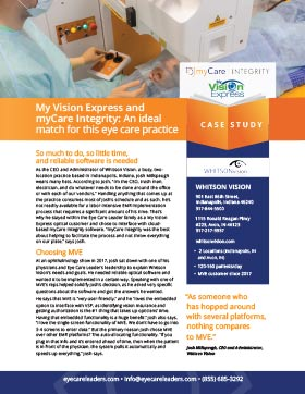 Whitson Vision case study