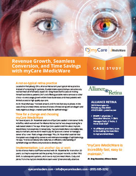 Alliance Retina Case Study