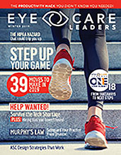 Eye Car Leaders Magazine Winter 2019