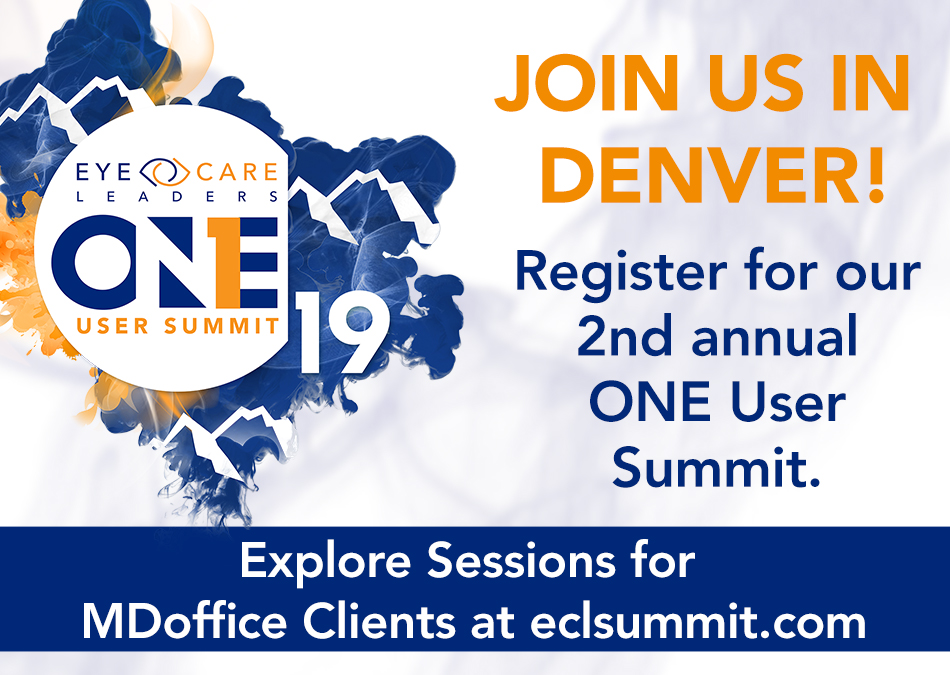 Second Annual One User Summit